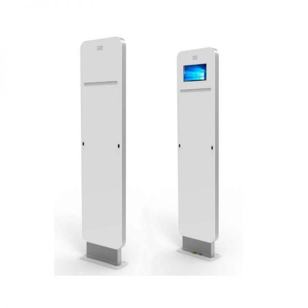 Gate-Portal Reader